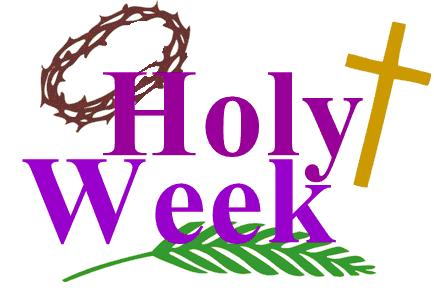 graphic download Holy week clipart. Free cliparts download clip.