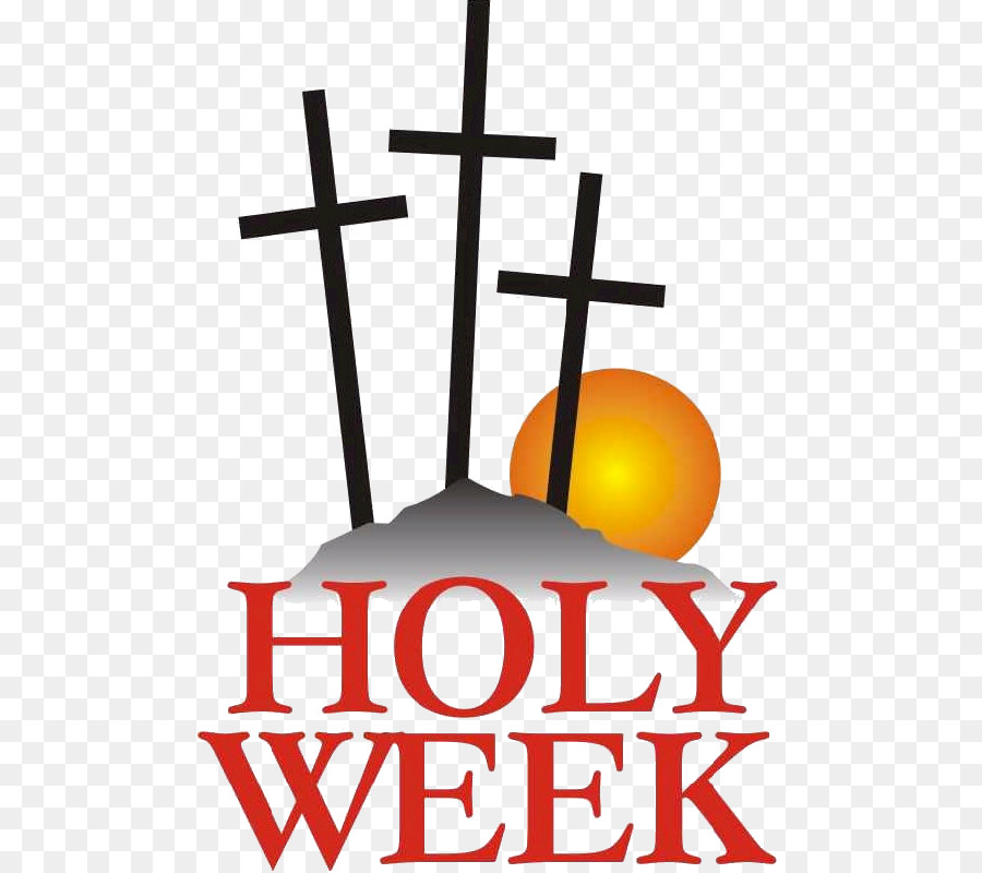 image royalty free library Clip art christian . Holy week clipart.