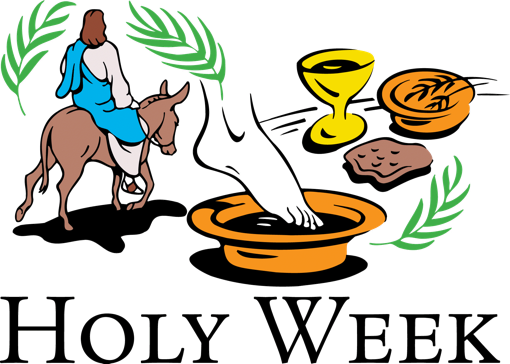 svg freeuse library Holy week clipart calendar. Our lady of fatima.