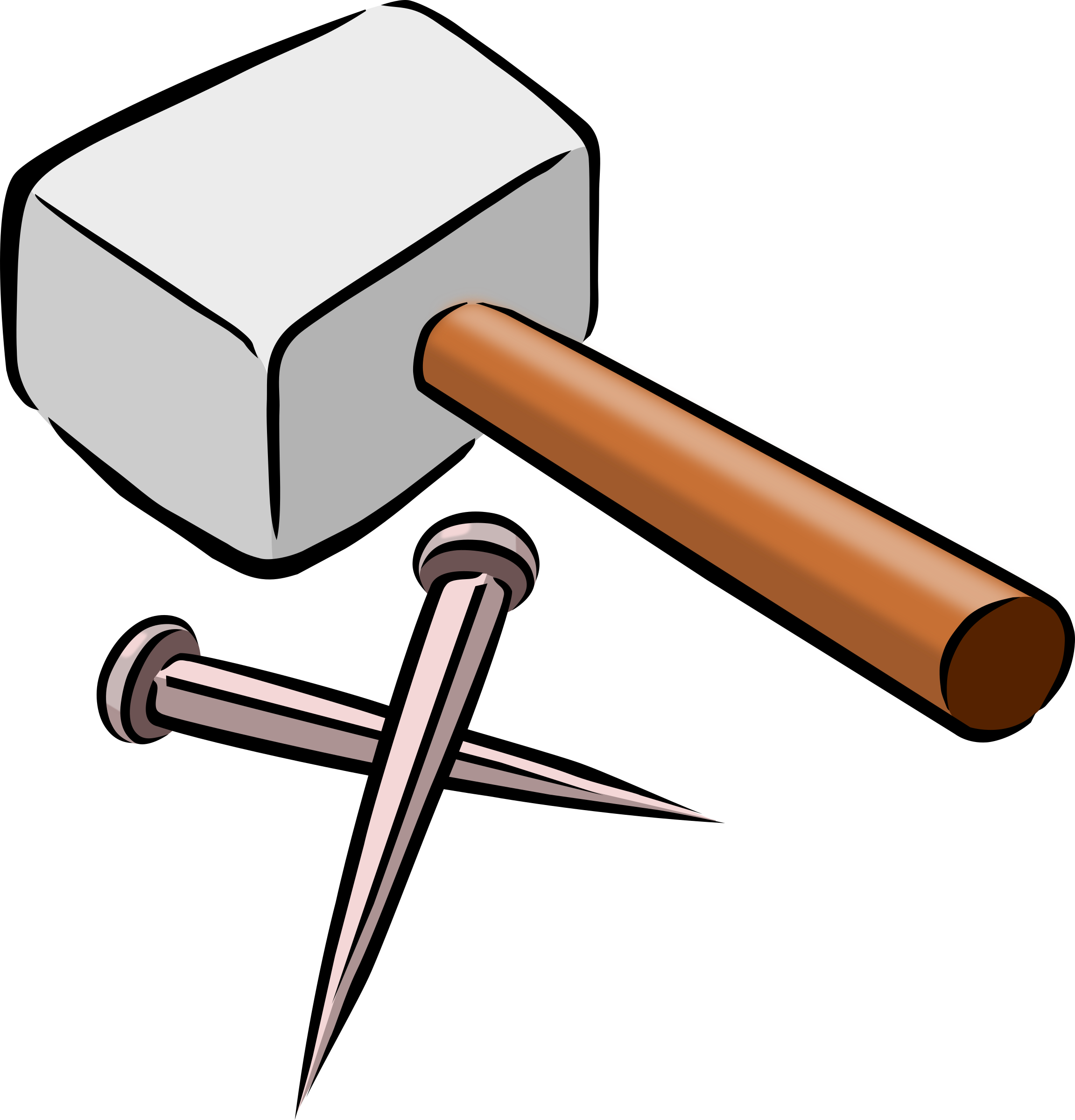 image royalty free download Hammer and Nails Icons PNG