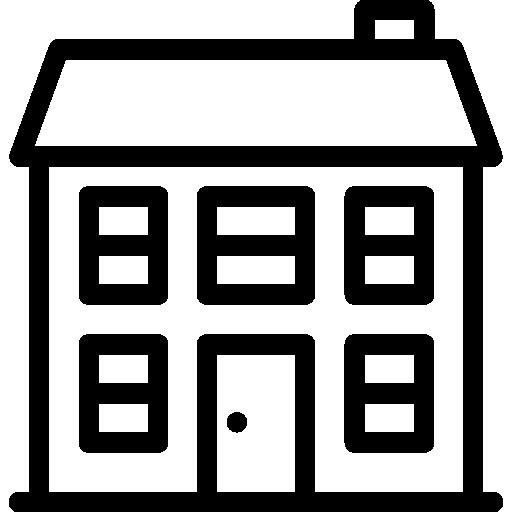 vector free Duplex House