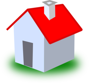 banner library Small House Clip Art at Clkercom vector clip art online