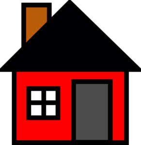 jpg free download Red House Clip Art at Clker