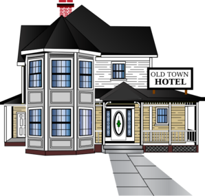picture library House clip art at. Mansion vector old