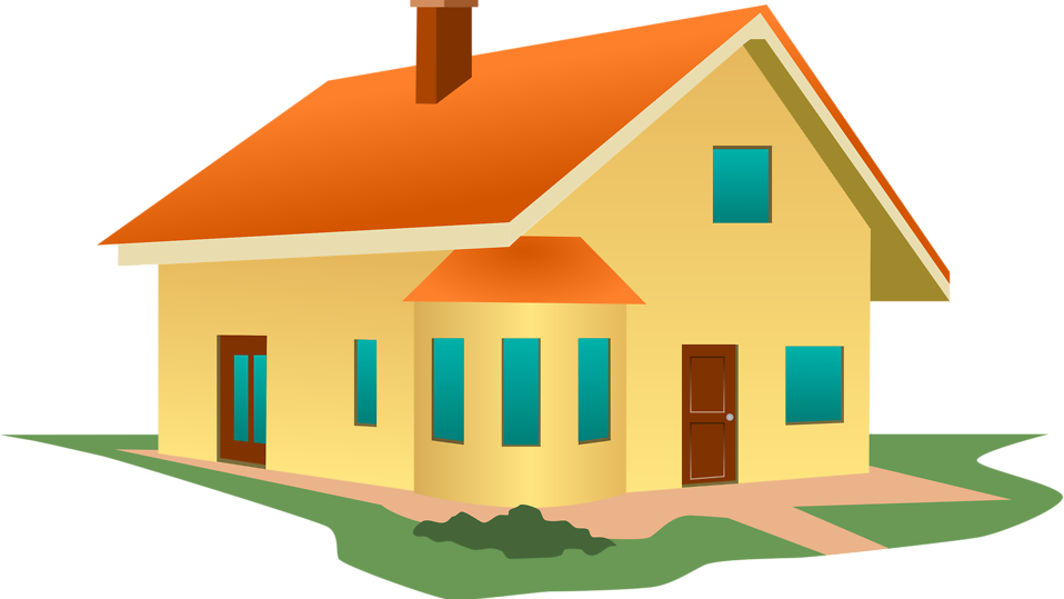 clipart royalty free Are homes only for the upper