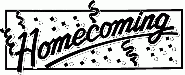 clip art freeuse download Free pictures clipartix . Homecoming clipart
