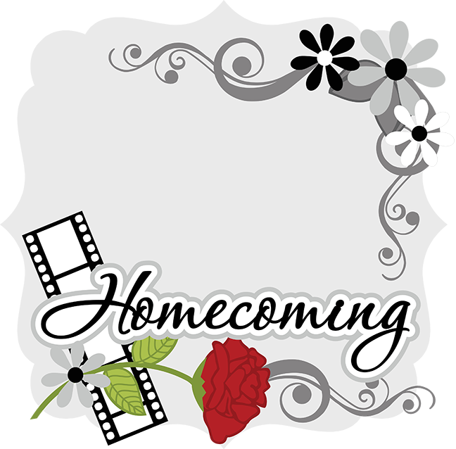 svg library library Church clip art png. Homecoming clipart