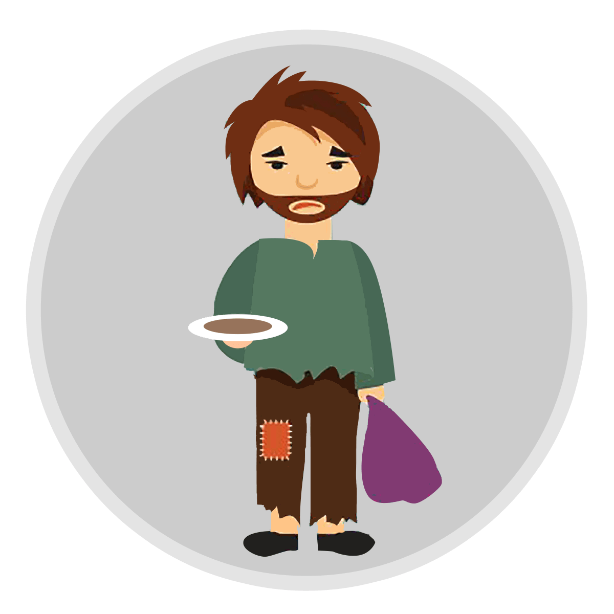 jpg free  collection of png. Homeless clipart