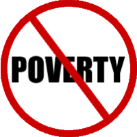 clip art stock Growing Criminalization of Poverty