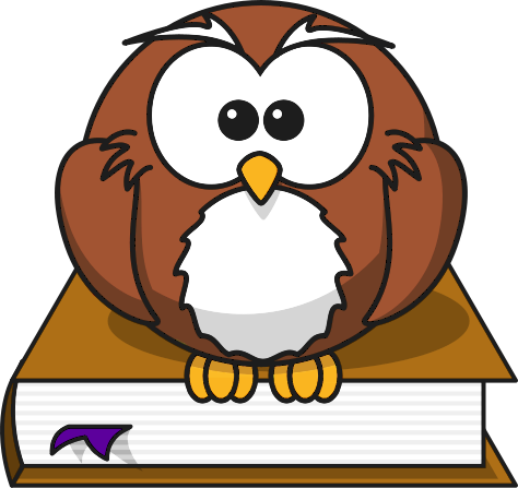 graphic library library Homework clipart. Owl free on dumielauxepices.