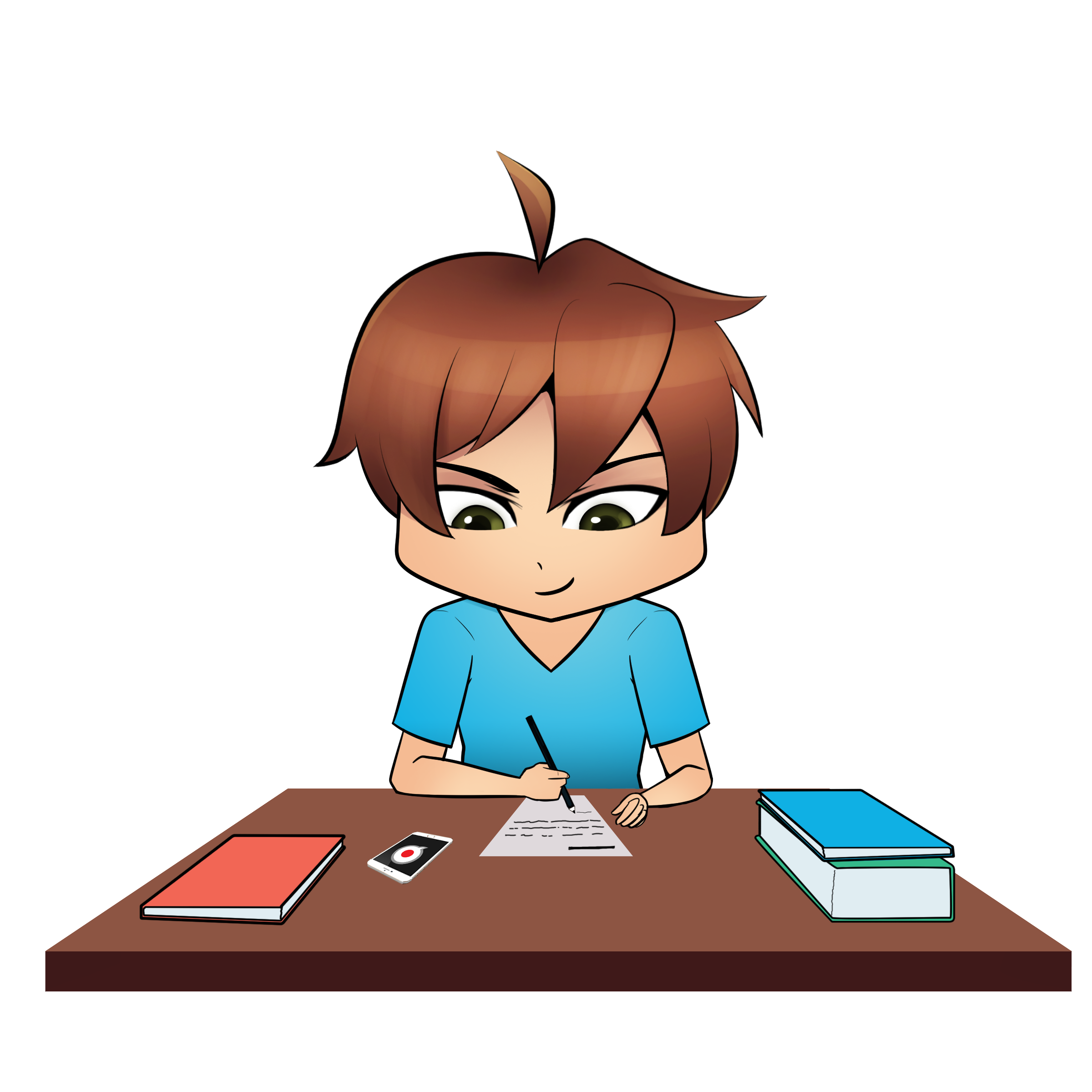 clip library download How to successfully pass. Writer clipart easy exam