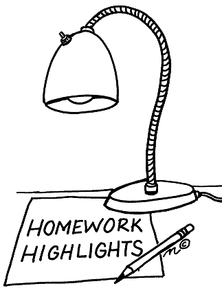 picture library stock  collection of homework. Toothpaste drawing easy