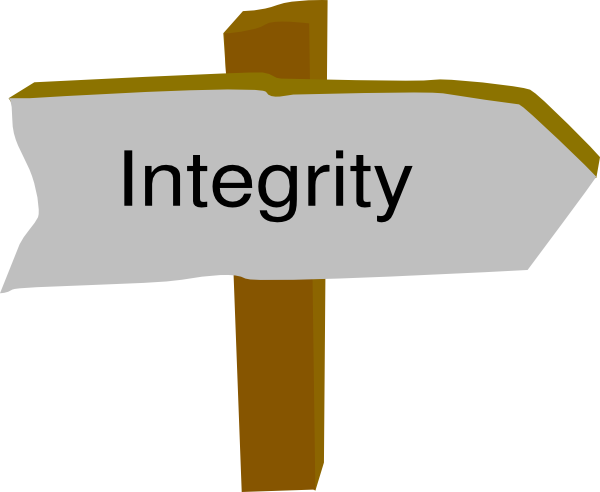 clip library Integrity clip art at. Trust clipart meeting