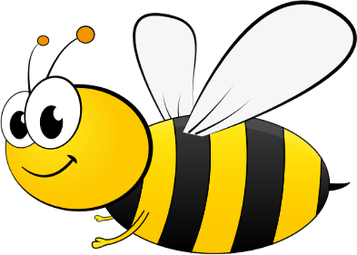 clipart free library Honey Bee Clipart at GetDrawings