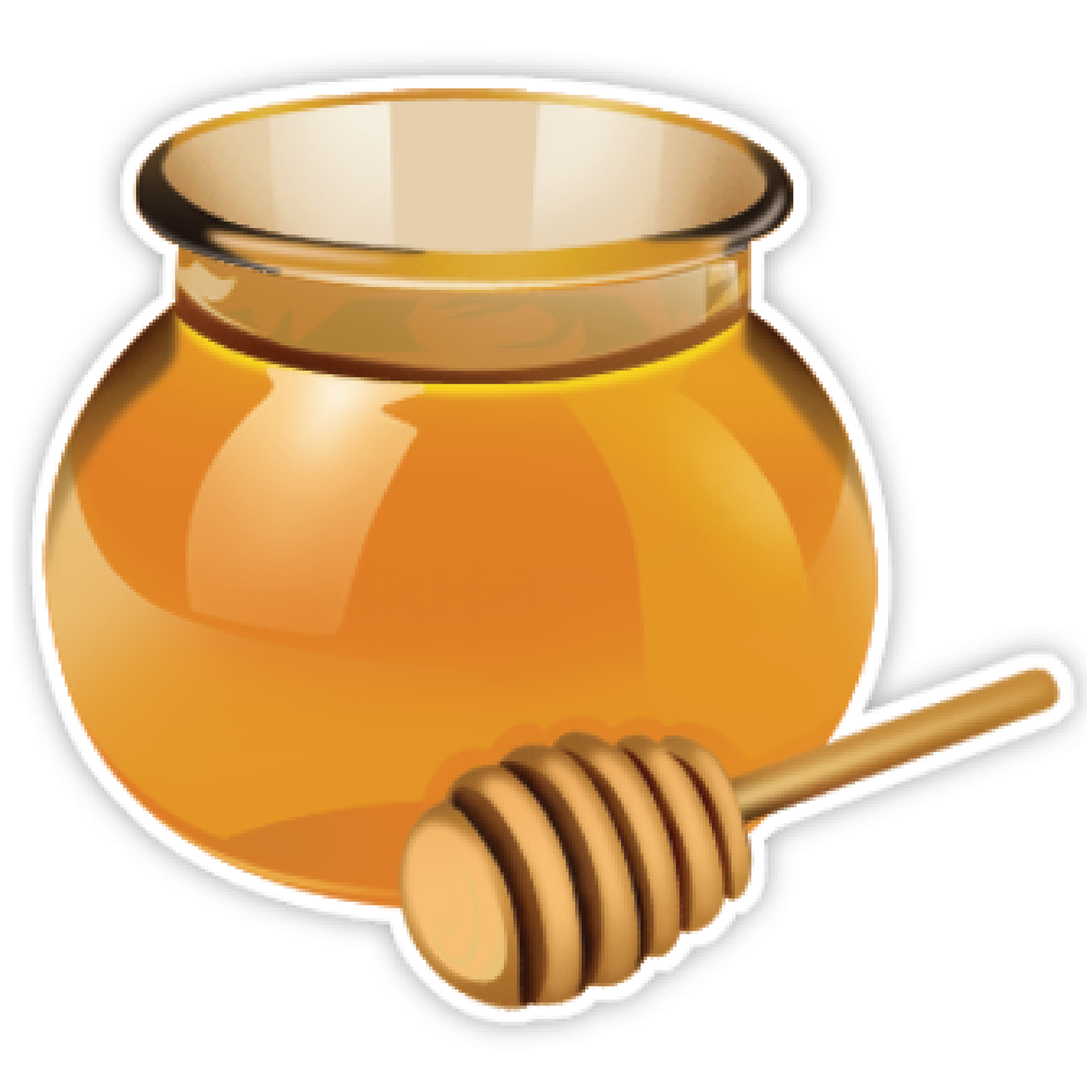 graphic freeuse Free jar cliparts download. Honey clipart