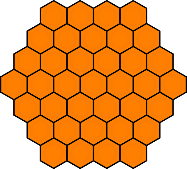 clip royalty free Honeycomb clipart. Clip art at clker.