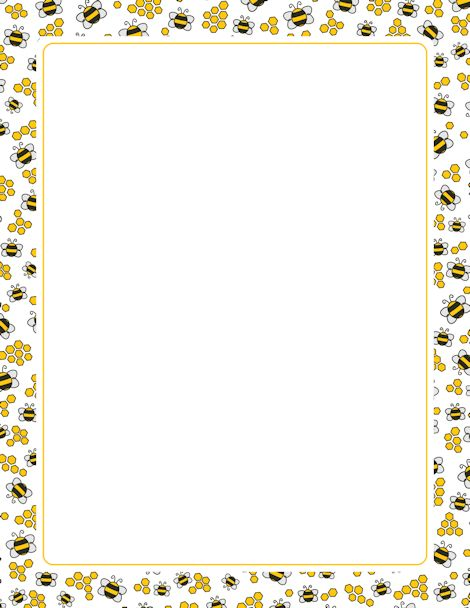 clipart library stock Honeycomb clipart border. Free bee cliparts download