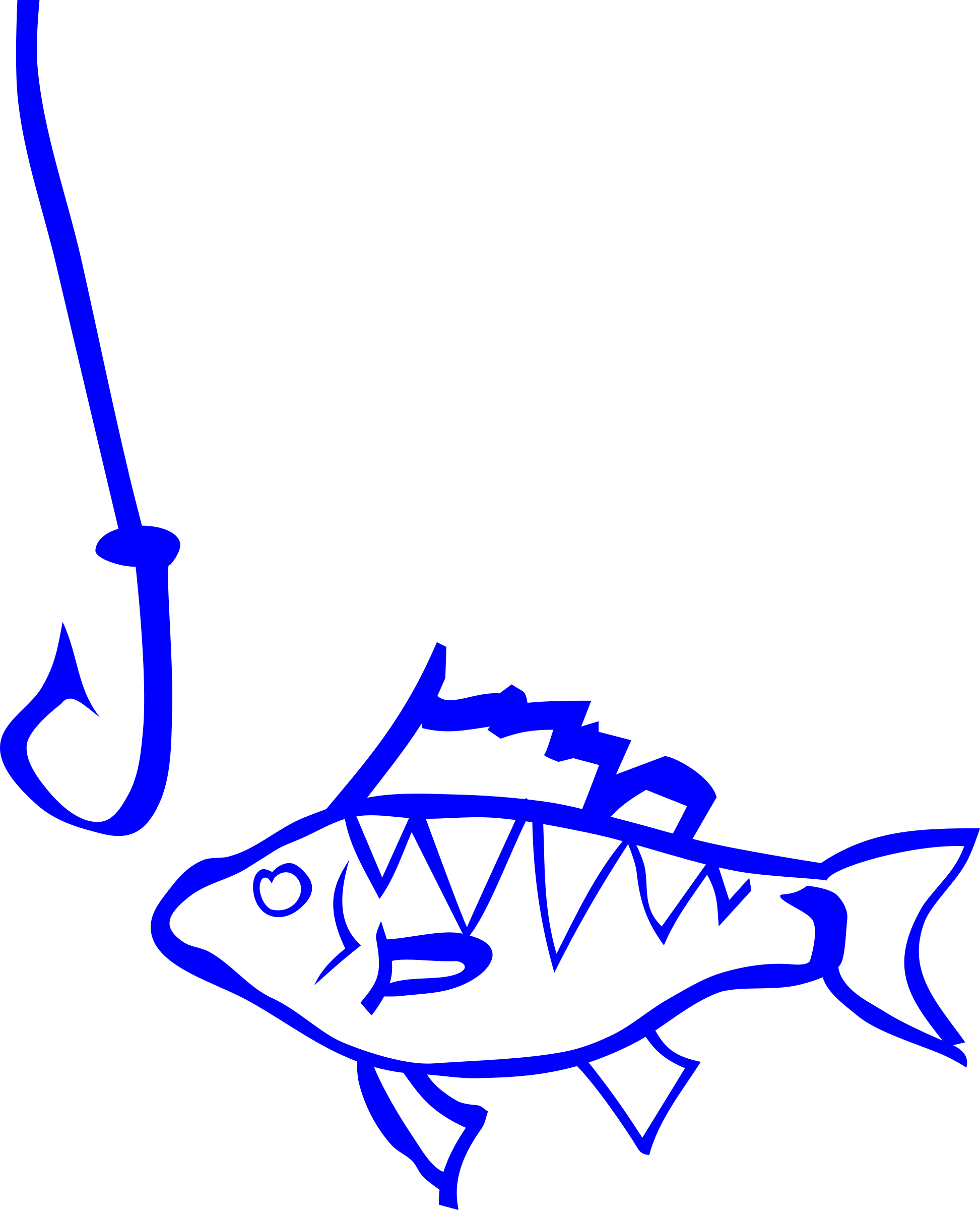 svg freeuse Graffiti big image png. Fish hook clipart black and white