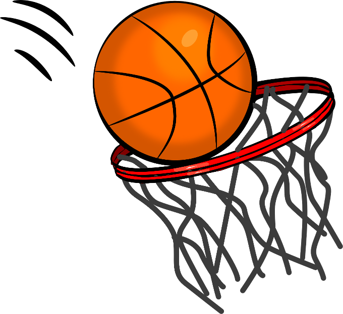 picture download Basketball Hoop Clipart