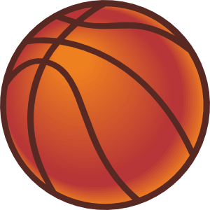 jpg royalty free download Maxim art at clker. Basketball clip animated
