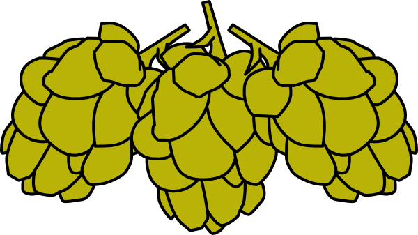 svg royalty free stock Hops clipart. Clip art at clker
