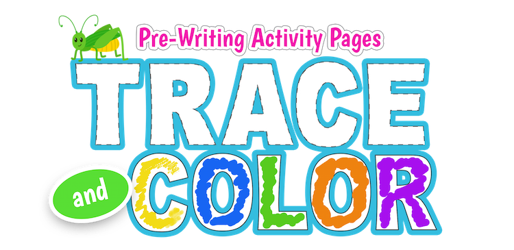 banner transparent library Horizontal clipart preschool. Pre writing trace and