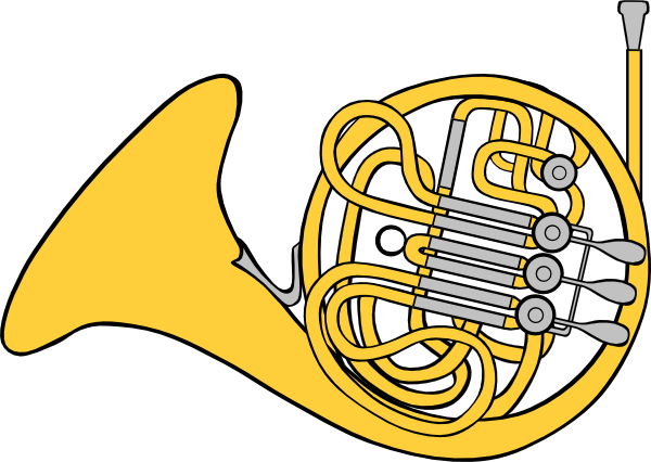 clip freeuse download Horn cliparts