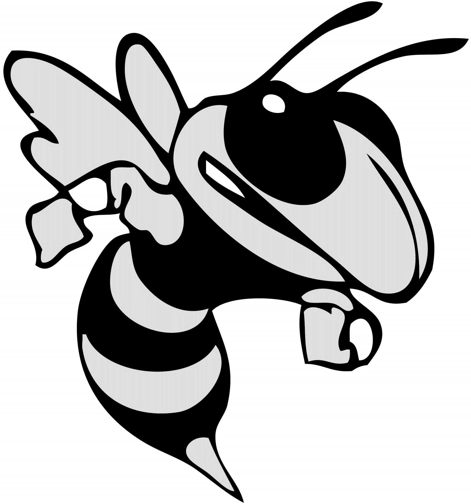 banner royalty free library Hornet vector. Clipart page of clipartblack
