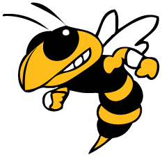 vector library stock Hornet Football Clipart