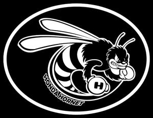 banner royalty free Hornet vector. Logo vectors free download