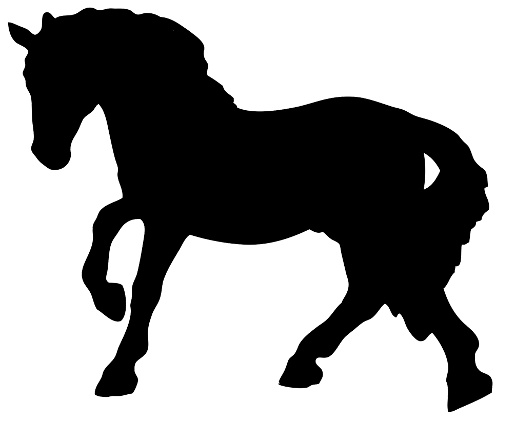 png royalty free stock Horse Silhouette Pictures at GetDrawings