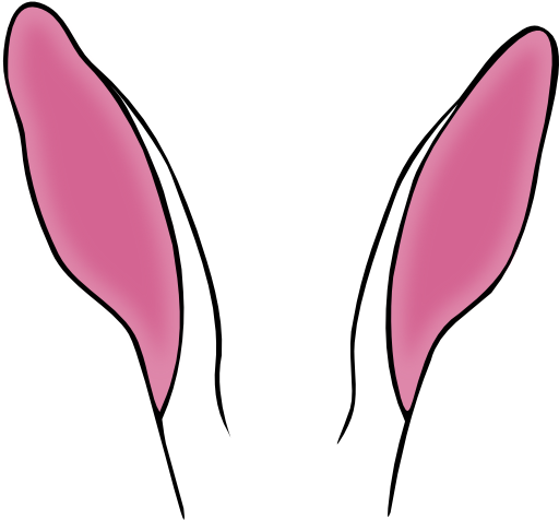 picture freeuse stock Rabbit Ears Clipart