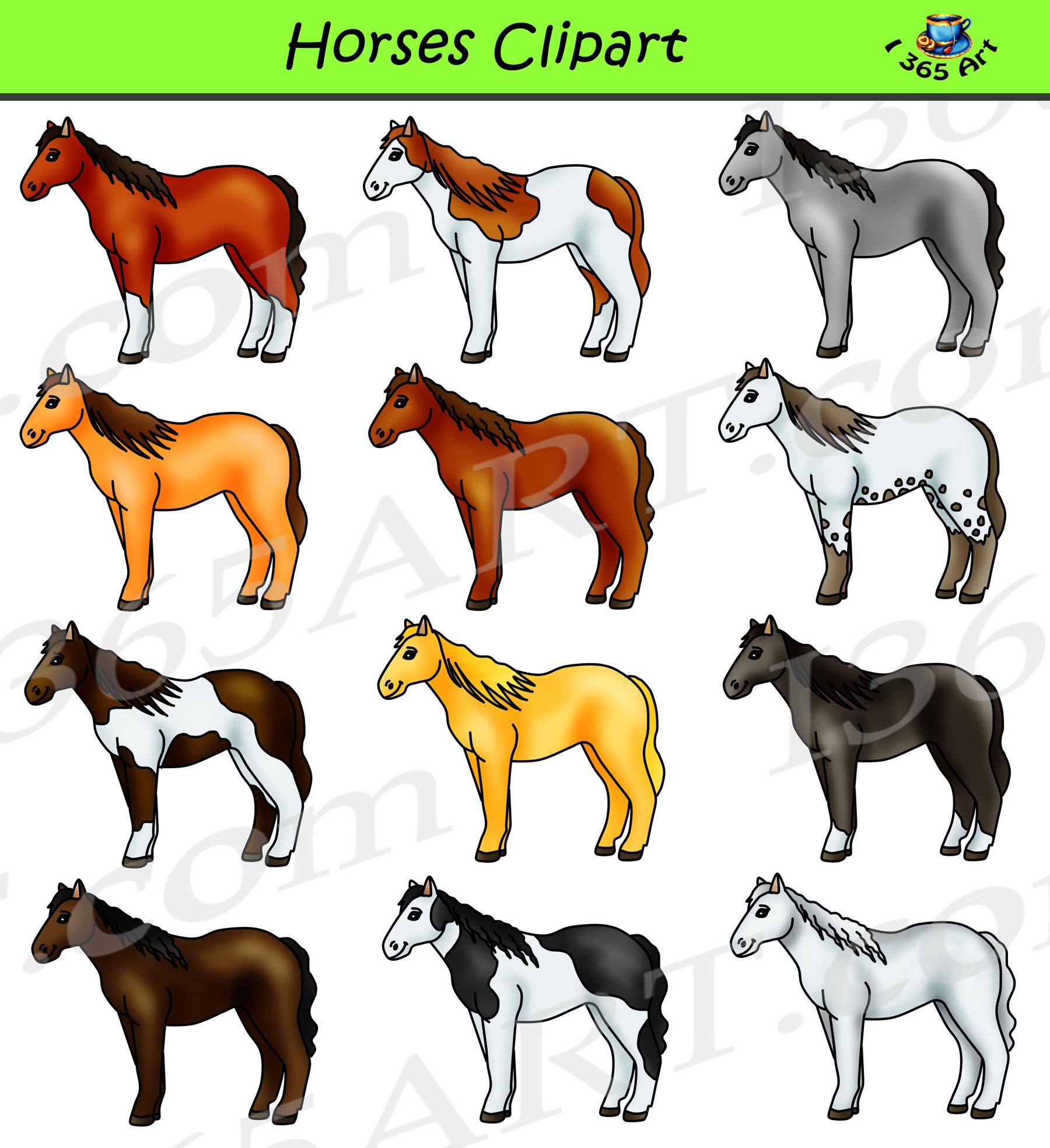 clipart transparent stock Horses clipart. Horse pony graphics download