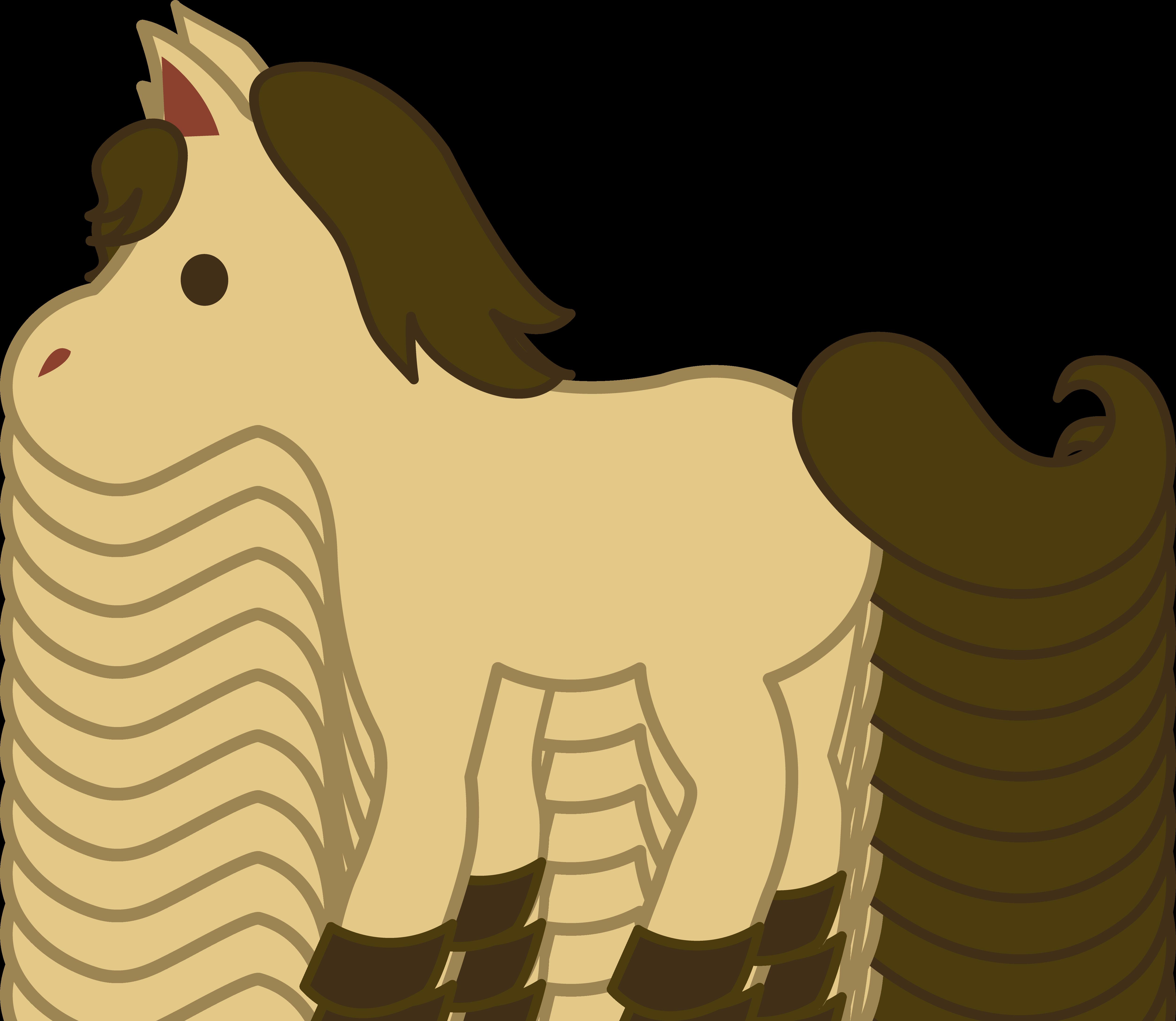 clip art stock Cartoon Horse Free Clipart