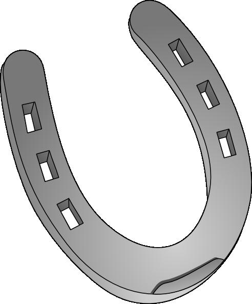 jpg royalty free download Clip art vector free. Horseshoe clipart