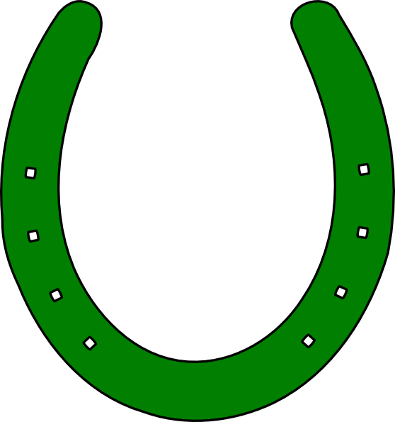 image freeuse download Horseshoe clipart. Horse shoe black and.