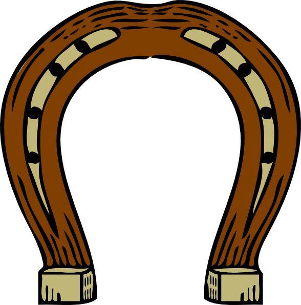 clip royalty free download Horseshoe Clipart