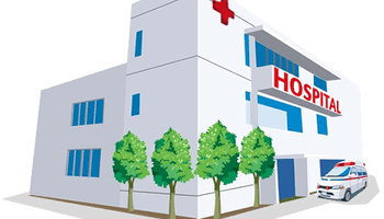 clip black and white stock Hospital clipart. Clerk free on dumielauxepices.
