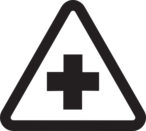 transparent download Do Not Use In Hospital Clip Art at Clker