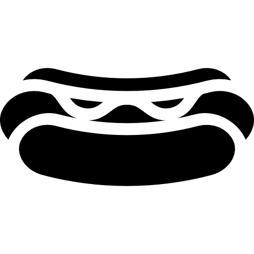 banner royalty free download Hot Dog Icon