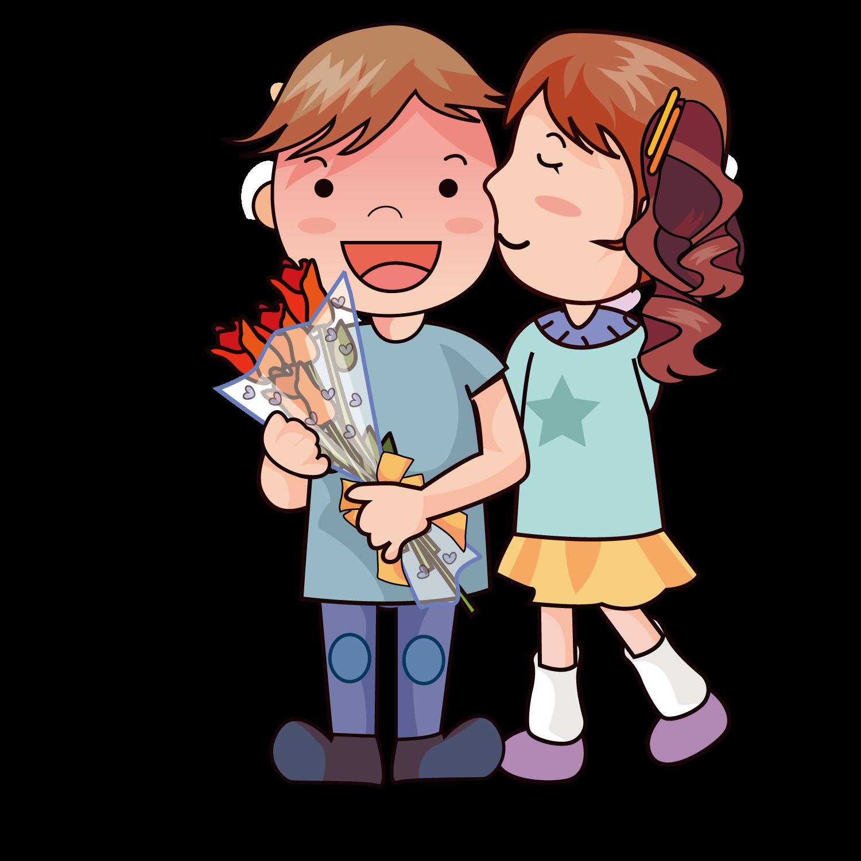 clipart free stock Cartoon Drawing Romance