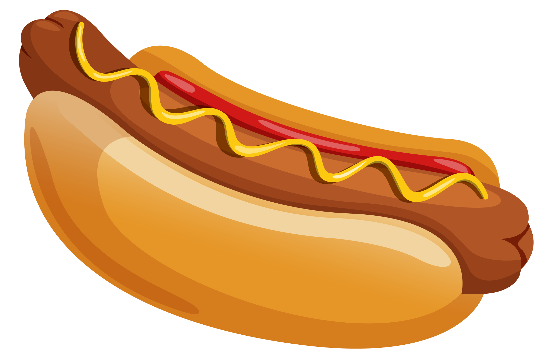 vector free download Dog hot free on. Hotdog clipart.