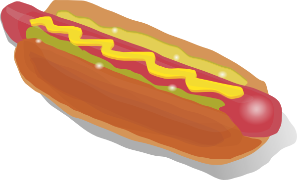 vector library stock free hot dog clipart hotdog clipart clipart panda free clipart