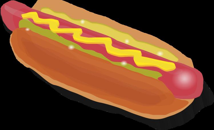 vector transparent Hot dog psd files. Hotdog transparent free vector