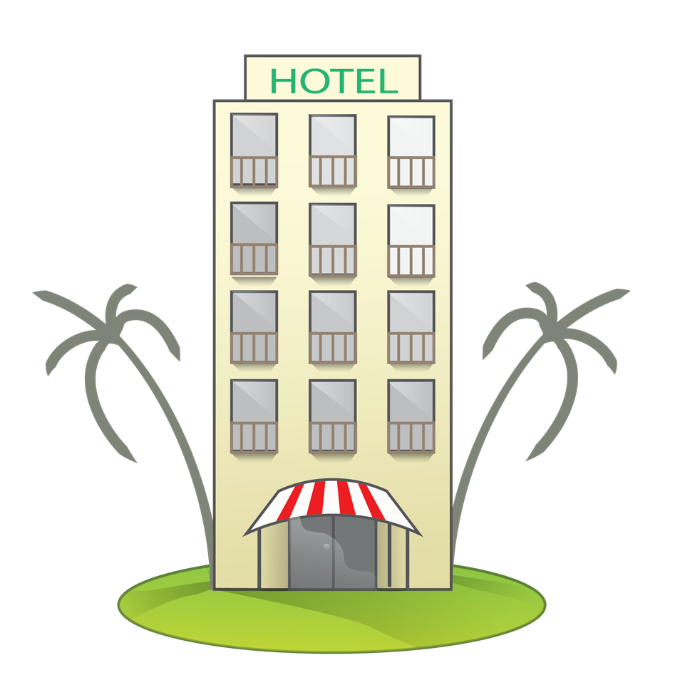 image free library Hotel clipart. Clip art misc pinterest.
