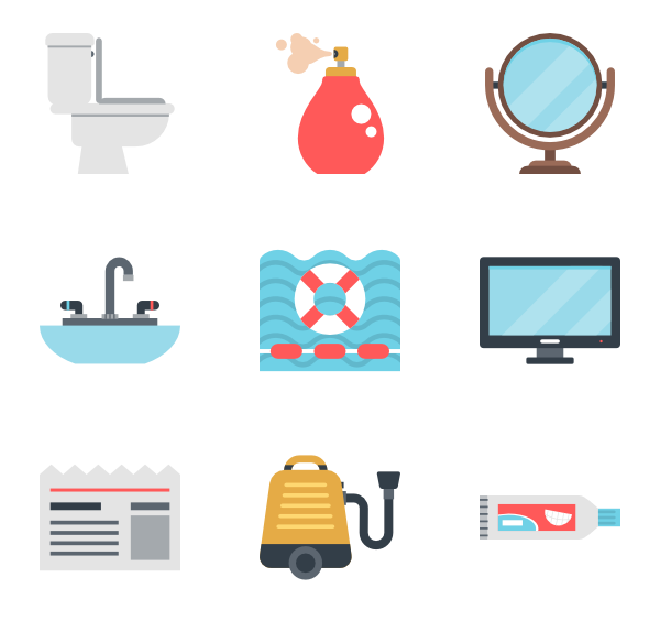 vector black and white stock Hotel icons free icon. Vector door illustrator