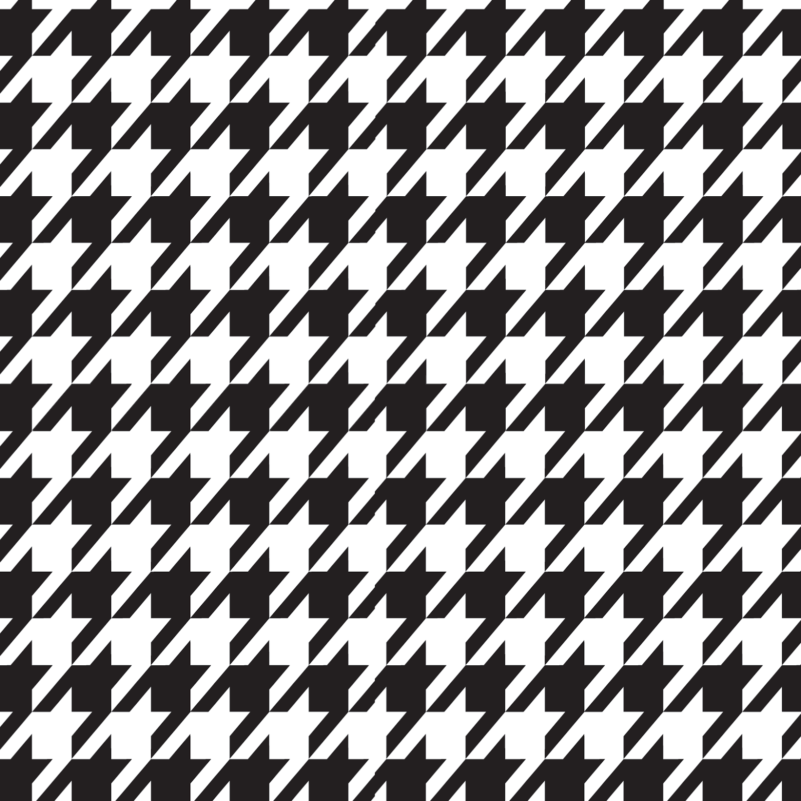 clip art freeuse library Houndstooth vector transparent. Png free images