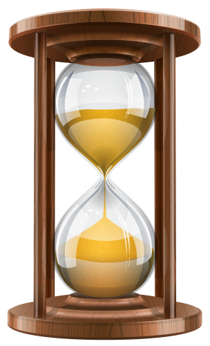 svg free library Wooden sand clock png. Wood wall clipart.