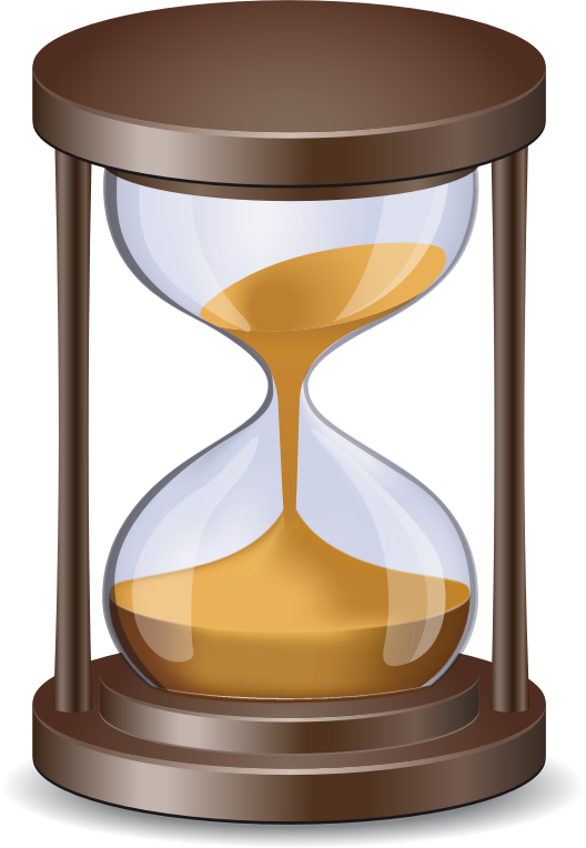 graphic transparent stock Hourglass clipart. Clip art free on.