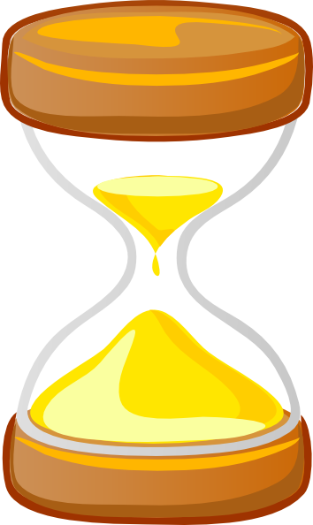 graphic free download Hourglass clipart. Free cliparts download clip.
